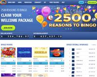 BingoHall Website