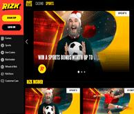 Rizk Casino Sport