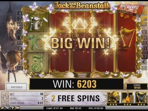 Jack and the beanstalk Big Win