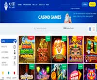 ahti casino games screenshot