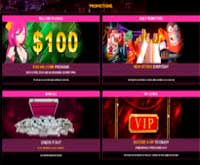lucky niky casino bonuses screenshot