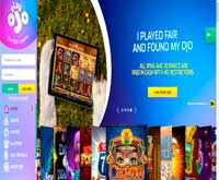 play ojo casino home screenshot