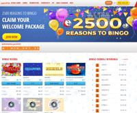 Instant Bingo Homepage