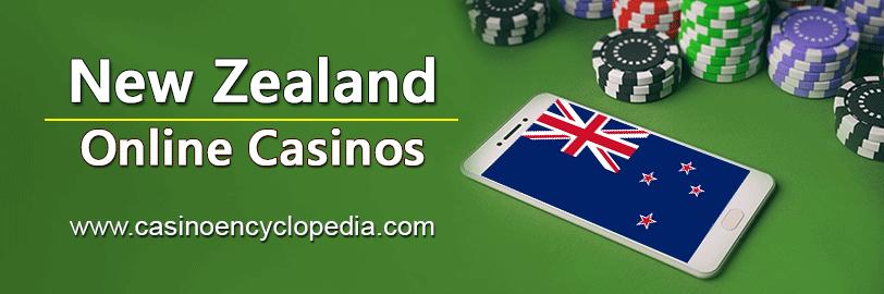 Best Online Casino New Zealand banner