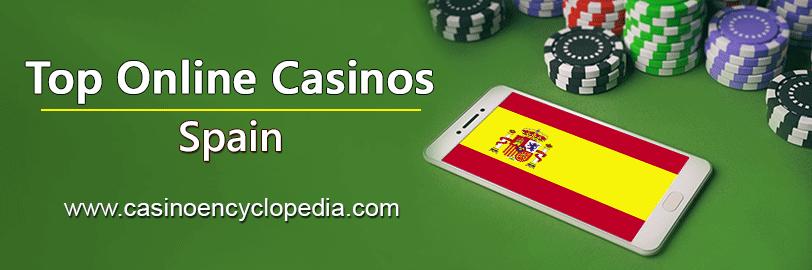 Top Online casinos Spain