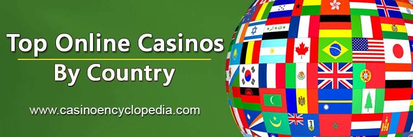 Top 10 Online Casinos by Country