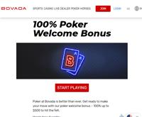 Bobada Poker Welcome Bonus
