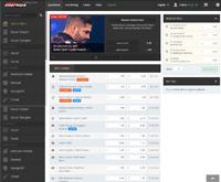 Intertops Sports Betting Homepage