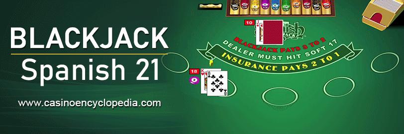 Blackjack Spanish 21