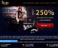 24 VIP Casino Welcome Bonus