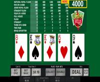 cryptoslots video poker