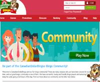 Canadian Dollar Bingo Community