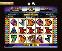 aussie play casino slot screenshot