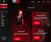 red dog casino promotions