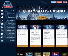 Liberty Slots Promos