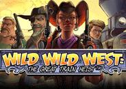 Wild Wild West Slot The Great Train Heist