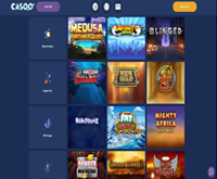 casoo casino home page