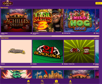 High Country Casino Games