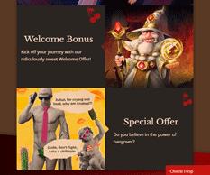 Cherry Gold Casino Bonus