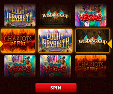 DomGame Casino Games