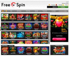Free Spin Lobby Casino