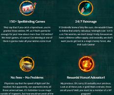 Irish Luck Casino Features