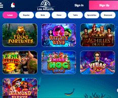 Las Atlantis Casino Lobby