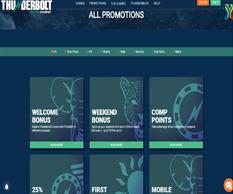 thunderbolt casino promotions