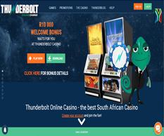 thunderbolt casino welcome bonus