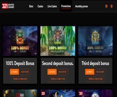 crypto casino promotions