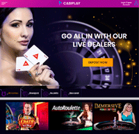 Casiplay Casino Live Games