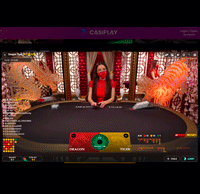Casiplay Casino Live Poker Game