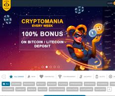 Power Casino Homepage