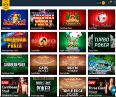 Power Casino Lobby