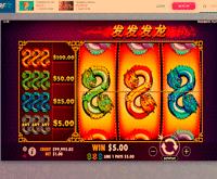 Surf Casino Slot Game