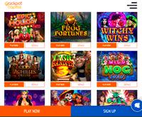 Jackpot Capital Casino Games