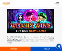Jackpot Capital Witchy Wins
