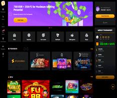 Stay Casino Homepage