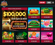 Casino Castle Games