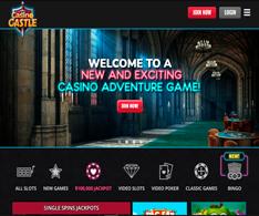 Casino Castle Homepage