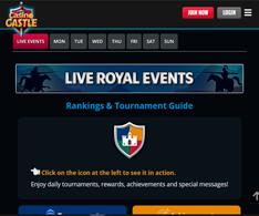 Casino Castle Promotions
